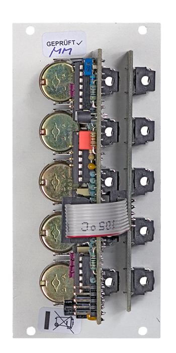 Doepfer A-108 6/12/24/48dB Low Pass Filter