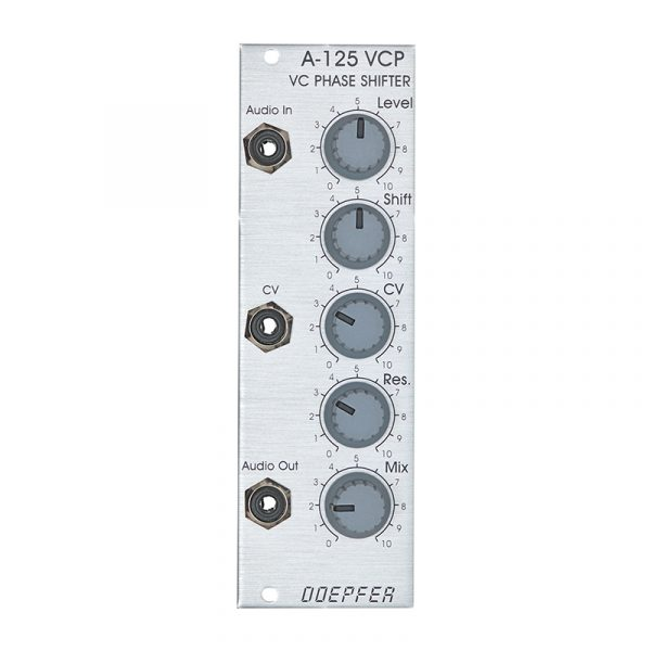 Doepfer A-125 Voltage Controlled Phase Shifter