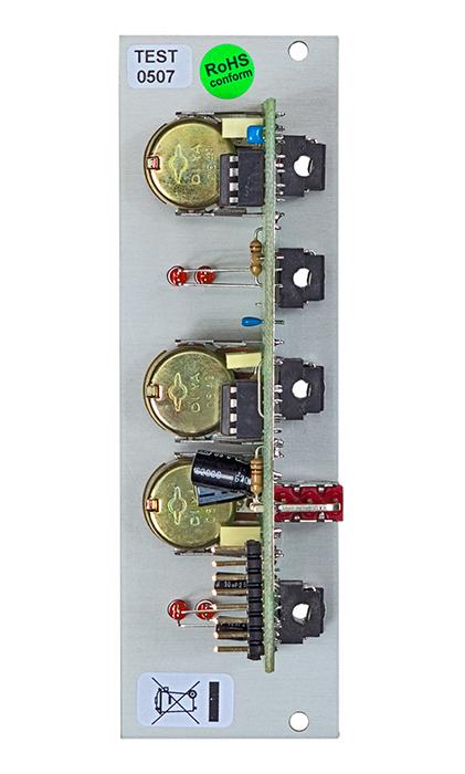 Doepfer A-170 Dual Slew Limiter