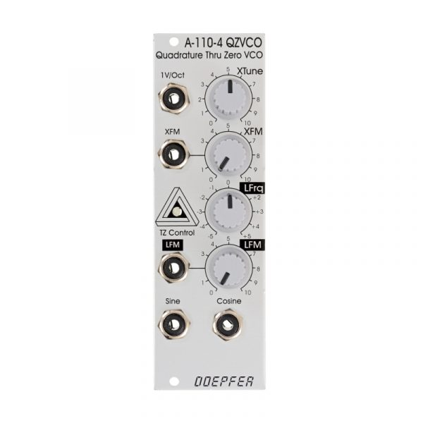 Doepfer A-110-4 Thru Zero Quadrature VCO SE – Special Blue & White Edition