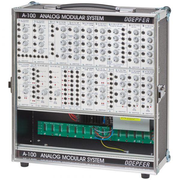 Doepfer A-100BS1P9 Basic System 1 con case P9 e PSU3