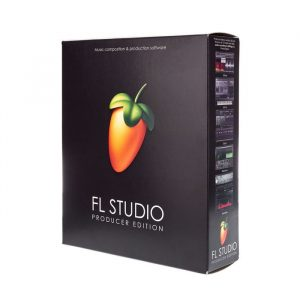 Image Line (Fruity Loops) FL STUDIO Producer Edition 12