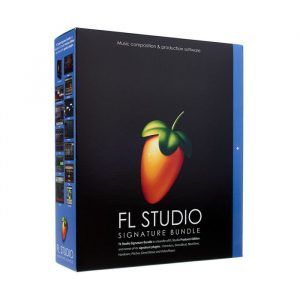 Image Line (Fruity Loops) FL STUDIO Signature Bundle 12