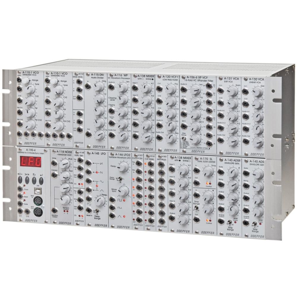 Doepfer A-100BS2G6 Basic System 2 con case G6 e PSU3