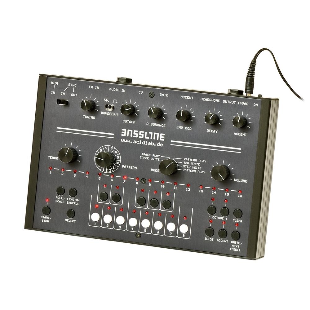 Acidlab Bassline 3 (black)