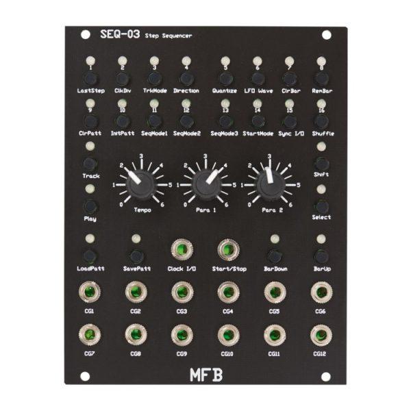 MFB SEQ-03 Step-Sequencer