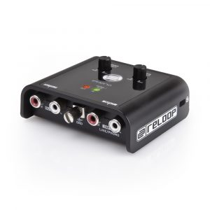 Reloop iPHONO 2 USB Phono Line Audio Interface