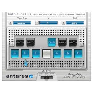 Antares Auto-Tune EFX 3