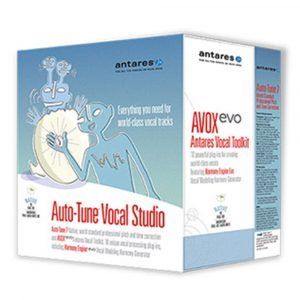 Antares Auto-Tune Vocal Studio 8
