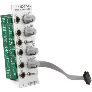 Doepfer A-132-3 Dual Linear Exponential VCA