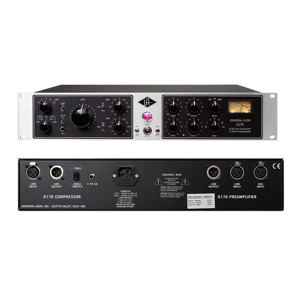 Universal Audio 6176 + UAD-2 QUAD Core Gratis!
