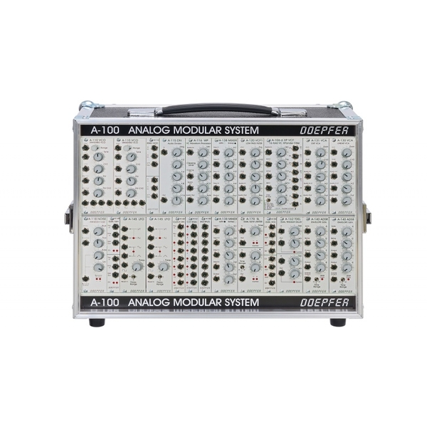 Newgroove acquista Doepfer A-100BS1-LC6 Basic System 1 con case LC6 e PSU3 al prezzo più basso di soli 1959.99 €