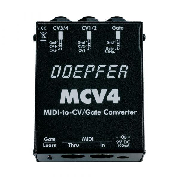Doepfer MCV4 Black