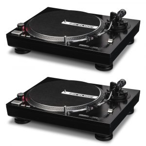 Reloop RP-2000M Coppia Direct Drive Turntable