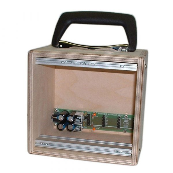 Doepfer A-100MC Miniature Case Raw