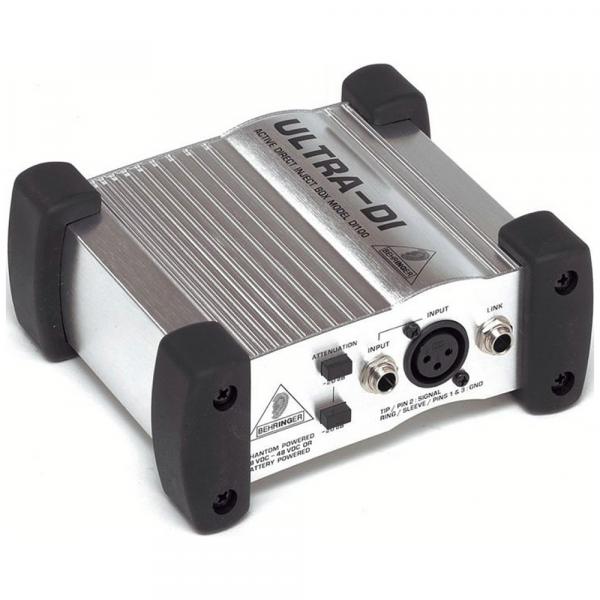 Behringer DI100 Ultra-DI Pro