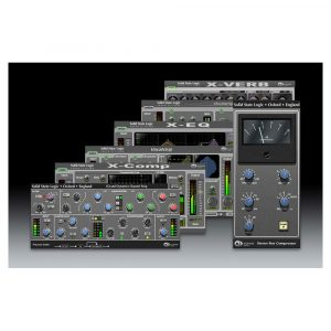 SSL DUENDE Native Studio Pack