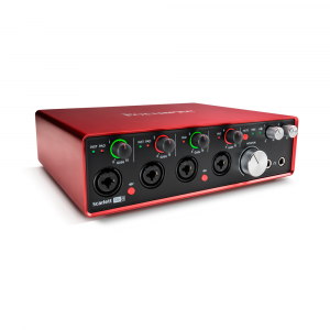 Focusrite Scarlett 18i8 2nd Generation Interfaccia Audio USB