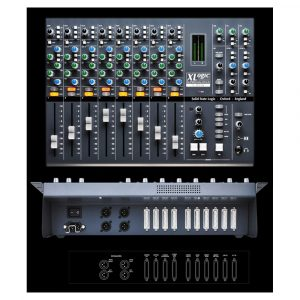 SSL XLogic X-Desk