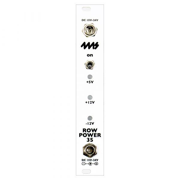 4ms Row Power 35 white