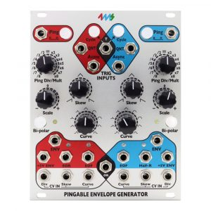 4ms Pingable Envelope Generator (PEG)