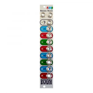 4ms Rotating Clock Divider RCD Clock Divider (RCD)