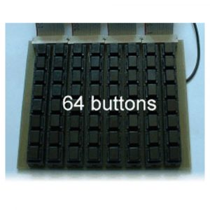 Doepfer CTM64 Button Board