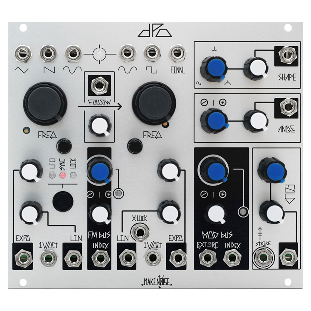 Make Noise DPO Dual VCO