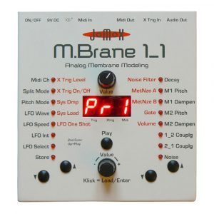 Jomox M.Brane 11 Percussion Synth