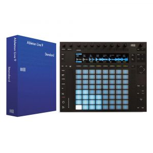 Ableton PUSH 2 con Live 9.5 Standard Bundle