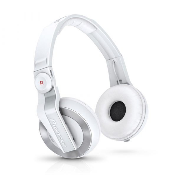 Pioneer HDJ-500-W White