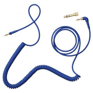 Aiaiai TMA-2 Cable C08 Coiled Blue