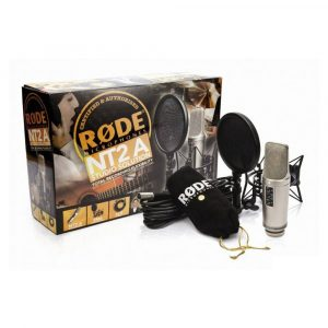 Rode NT2-A Studio Solution Bundle