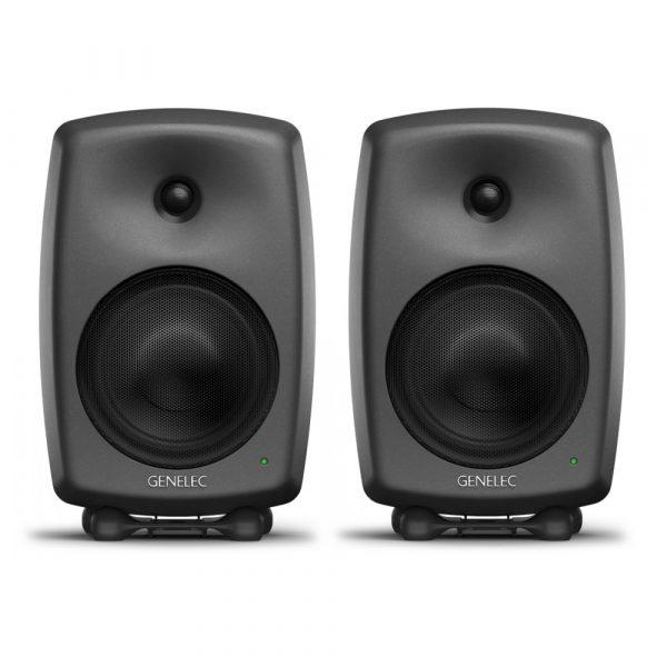 Genelec 8040B Black (coppia)