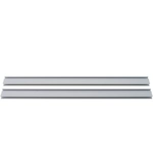 Doepfer A-100 Profile Set 84HP Front Rails – Silver
