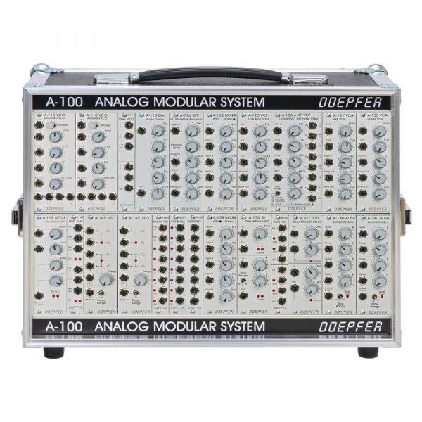 Doepfer A-100BS1P6 Basic System 1 con case P6 e PSU3