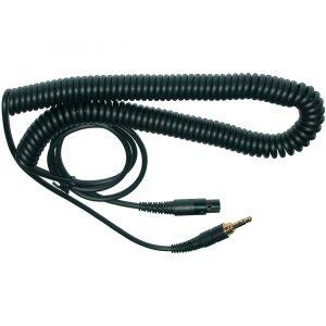 AKG EK500 Cavo di Ricambio Spirale per Cuffie AKG