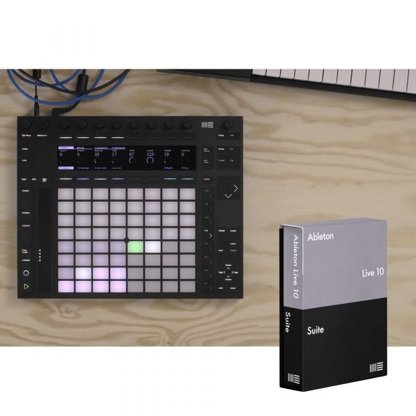 Ableton PUSH 2 con Live 10 Suite Bundle
