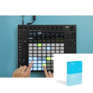 Ableton Push 2 con Live 10 Standard Bundle