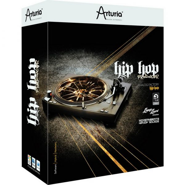 Arturia HIP HOP Producer – Outlet!