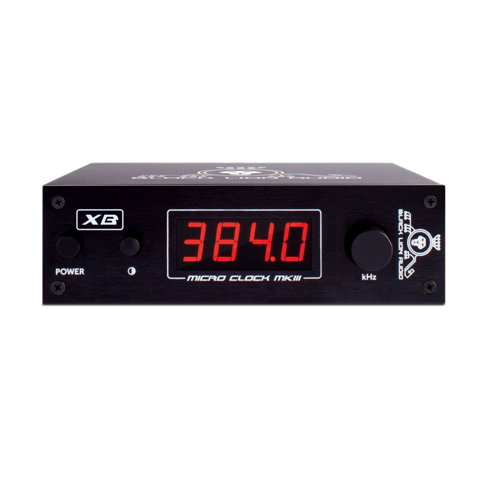 Black Lion Audio MICRO CLOCK mk3XB