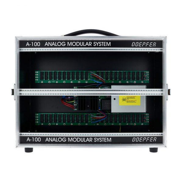 Doepfer A-100P6 Basic Frame SuiteCase 6U con PSU3