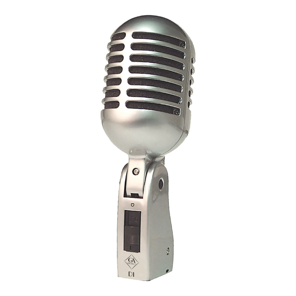 Golden Age D1 Dynamic Microphone
