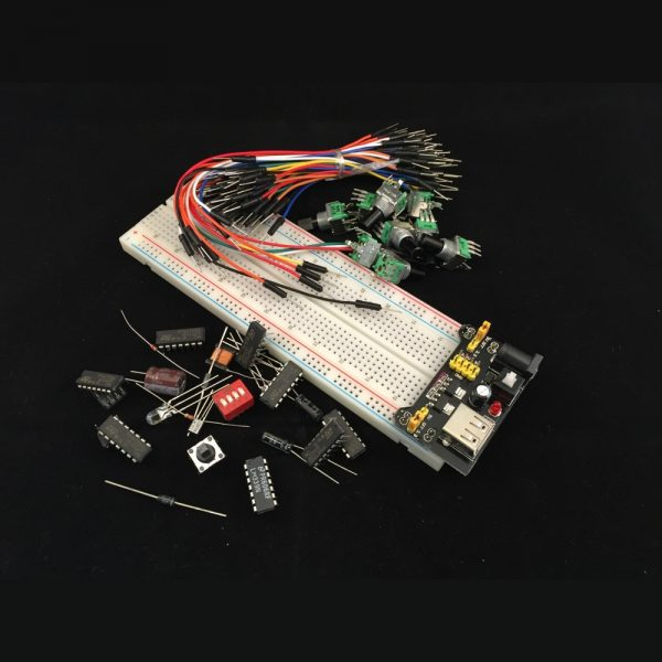 SoundMachines NS1 experiment kit