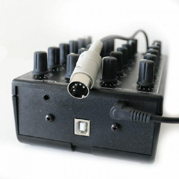 FaderFox PC4 Pot Controller