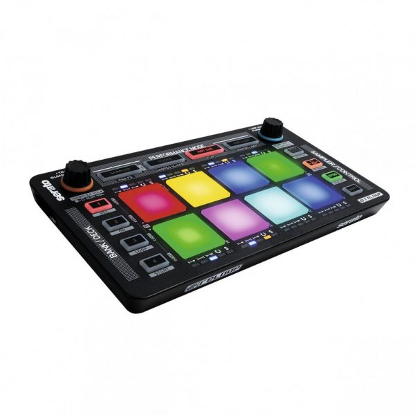 Reloop NEON Serato DJ Performance Pad-Controller