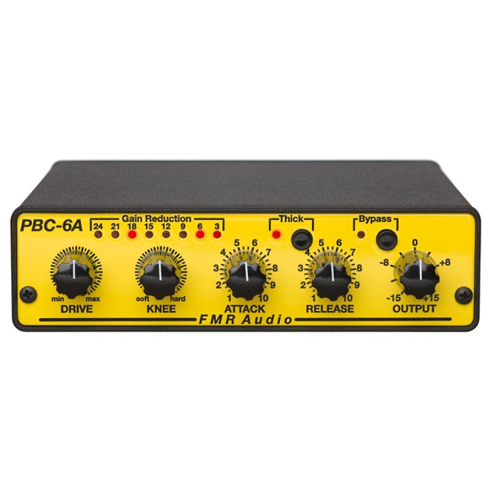 FMR Audio PBC-6A – Promo!!!