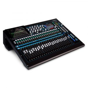 Allen & Heath QU-24 v1.8 Chrome