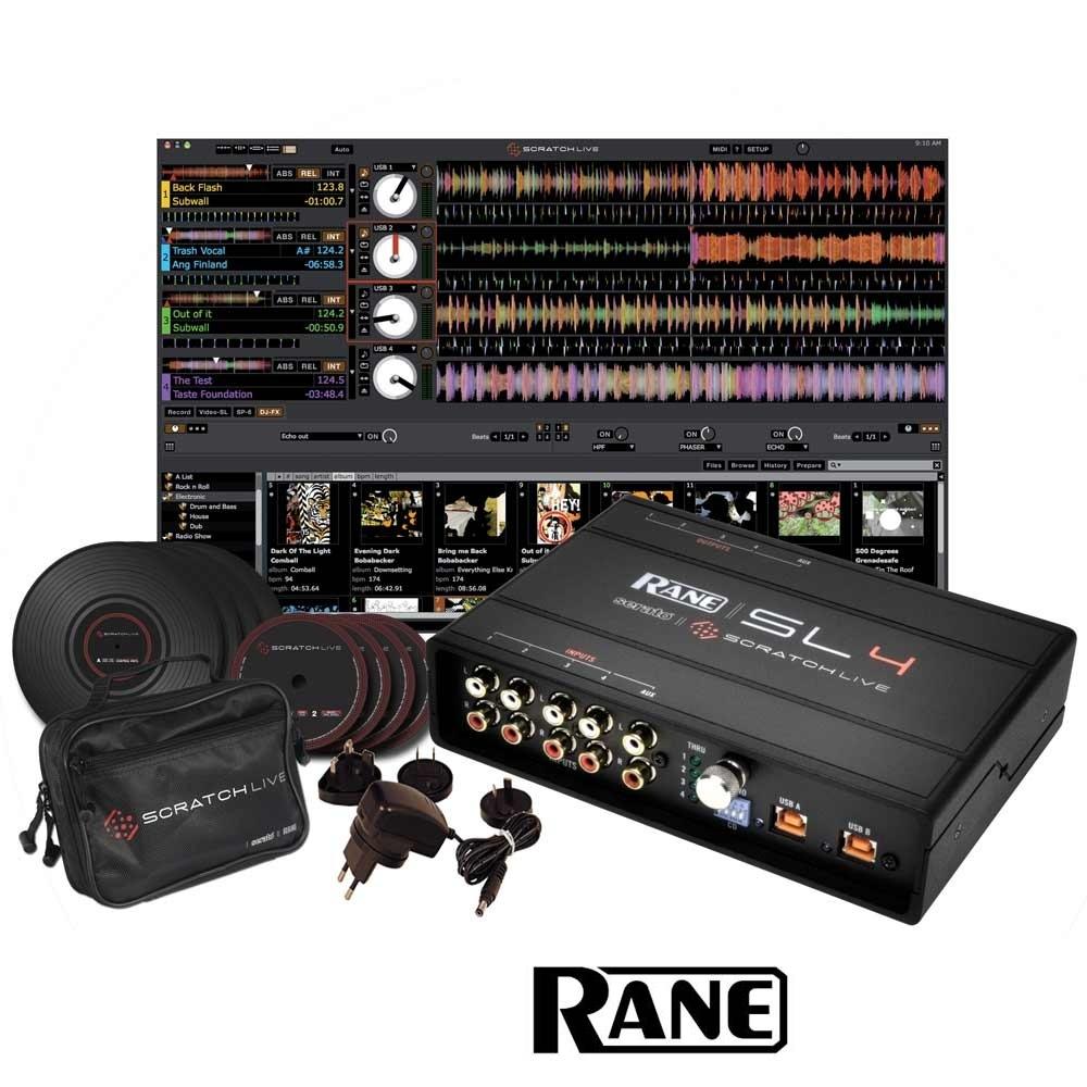 RANE SL3 ASIO DRIVER WINDOWS XP