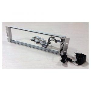 TipTop Audio Mini Modular System Rack Silver